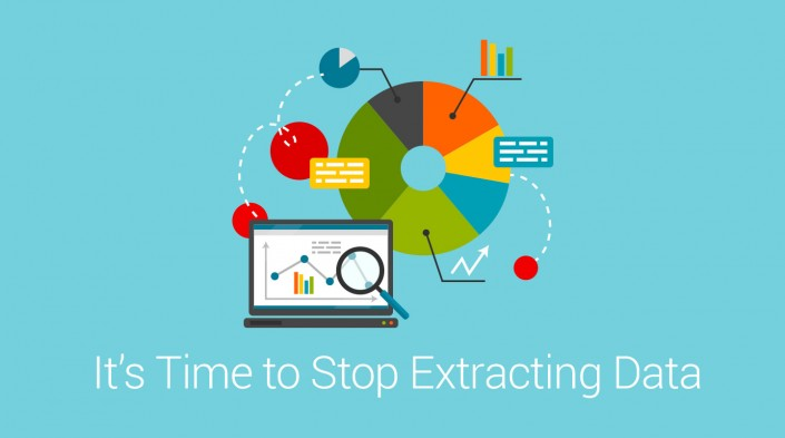 Stop Extracting Data
