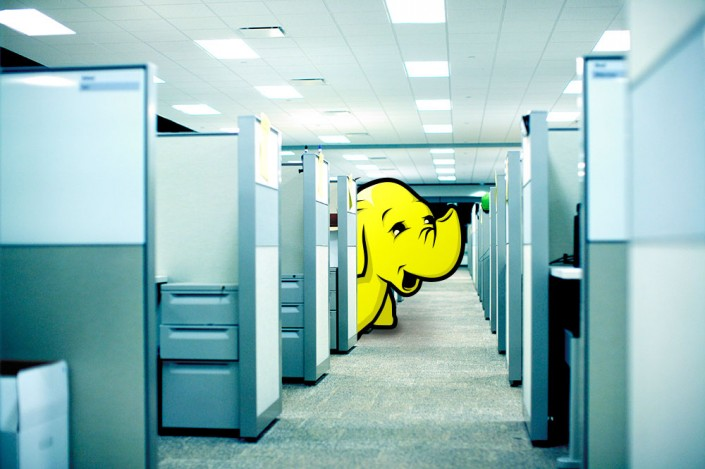 BI on Hadoop Elephant in the Room